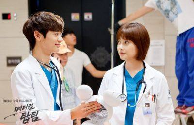 Foto adegan drama Medical Top Team 4