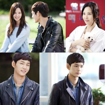 Foto adegan drama Passionate Love 1