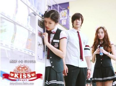 Foto adegan drama Playful Kiss 2