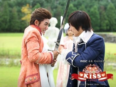 Foto adegan drama Playful Kiss 3