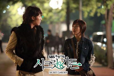 Foto adegan drama Secret Garden 2