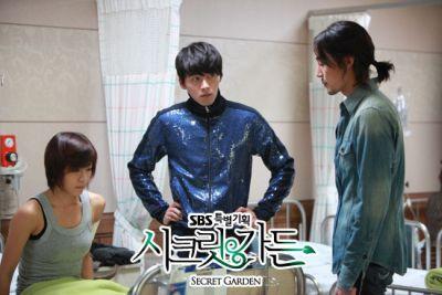 Foto adegan drama Secret Garden 3