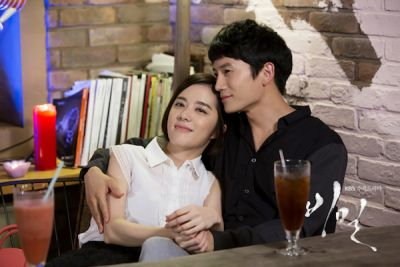 Foto adegan drama Secret Love 2