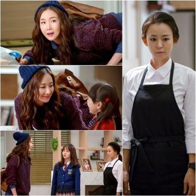 Foto adegan drama Suspicious Housekeeper 1