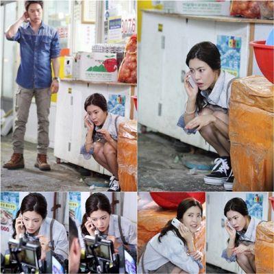 Foto adegan drama Wang's Family 2