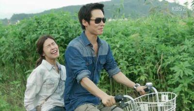 Foto adegan drama Wang's Family 3