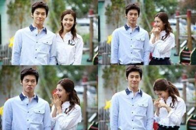 Foto adegan drama Wang's Family 4