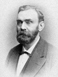 Foto Alfred Nobel