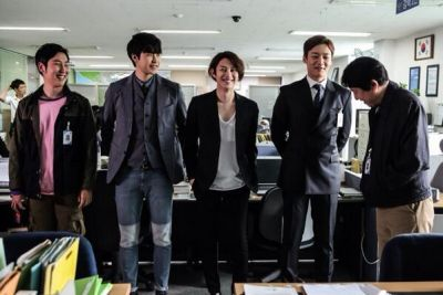Foto Drama Grandpas Over Flowers Investigation Team 3
