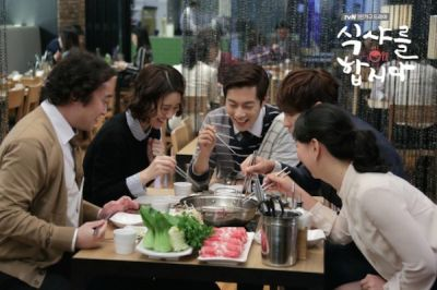 Foto drama Korea Let's Eat 2