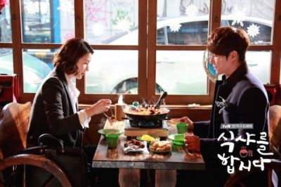 Foto drama Korea Let's Eat 3