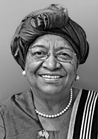 Foto Ellen Johnson Sirleaf