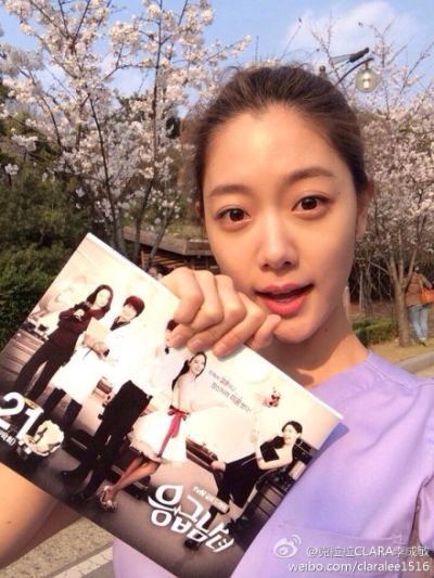 Foto-foto syuting drama Emergency Couple 10