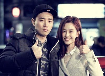 Foto-foto syuting drama Emergency Couple 12