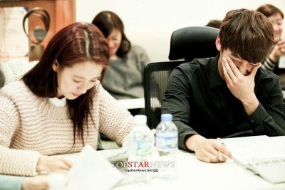 Foto-foto syuting drama Emergency Couple 14