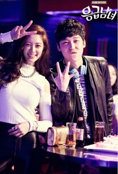 Foto-foto syuting drama Emergency Couple 19