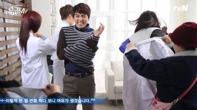 Foto-foto syuting drama Emergency Couple 21
