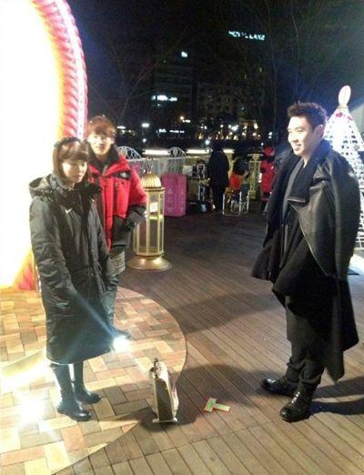 Foto-foto syuting drama Emergency Couple 26