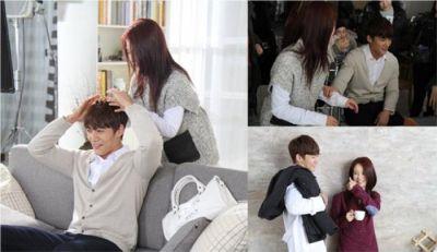Foto-foto syuting drama Emergency Couple 27