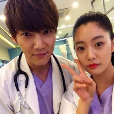 Foto-foto syuting drama Emergency Couple 29