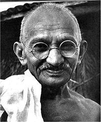 Foto Mahatma Gandhi