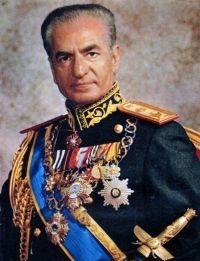 Foto Muhammad Reza Shah Pahlavi