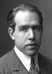 Foto Niels Bohr