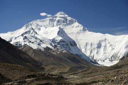 Foto pegunungan Himalaya