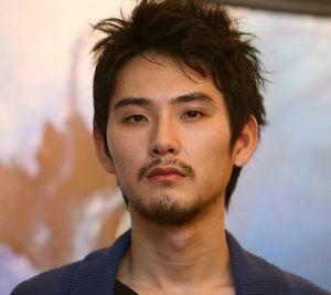 Foto Ryuhei Matsuda aktor Jepang
