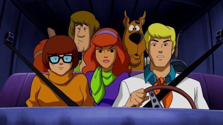 Foto Scooby Doo dan tim Mystery Inc