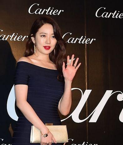Foto Yoon Eun Hye gemuk