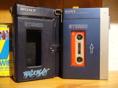 Pemutar musik portable pertama di dunia