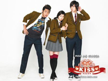 Poster drama Playful Kiss