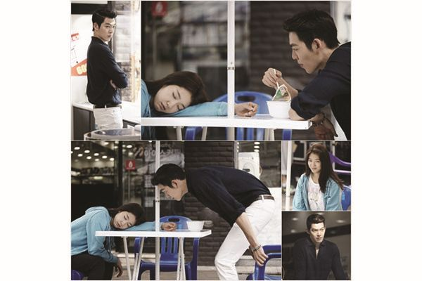 Adegan pertama Park Shin-hye dan Kim Woo-bin dalam The Heirs