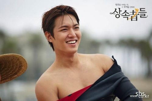 Foto adegan drama The Heirs 8