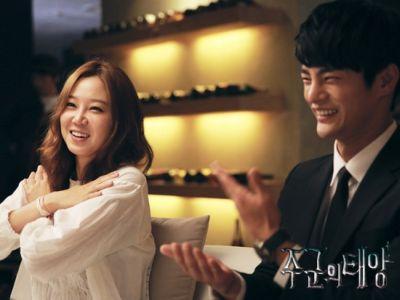 Foto adegan drama The Master's Sun 4
