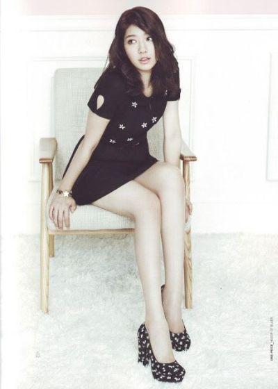 Foto Aktris Cantik Korea Park Shin-hye 10