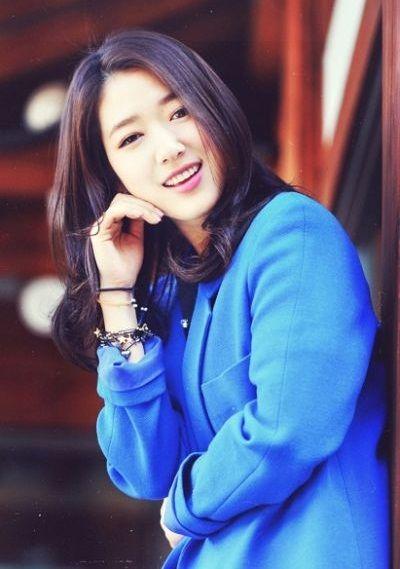 Foto Aktris Cantik Korea Park Shin-hye 6