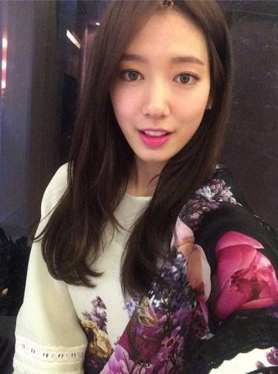 Foto Aktris Cantik Korea Park Shin-hye 8