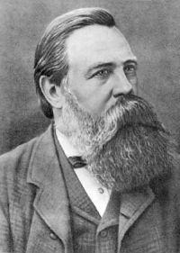 Foto Friedrich Engels