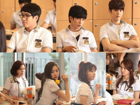 Foto High School Love on 7