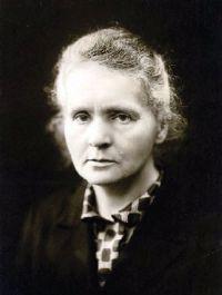 Foto Marie Curie
