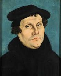 Foto Martin Luther