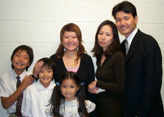 Foto orang Jepang