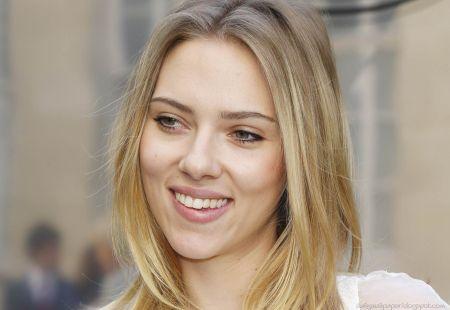 Foto seksi Scarlett Johansson