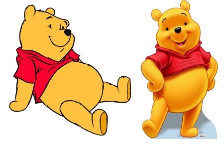 Gambar Winnie the Pooh