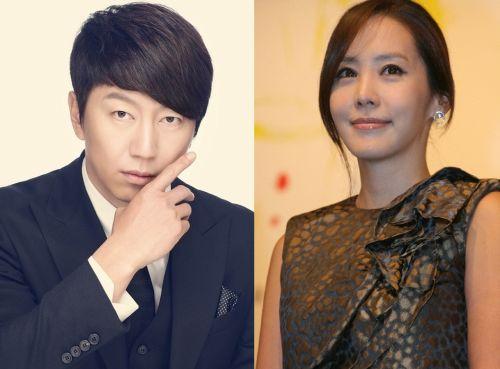 Kim Su-ro dan Kim Jung-eun