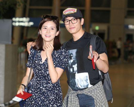 Lee Bo Young dan Ji Sung