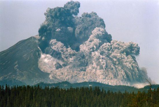 Letusan Gunung St. Helens