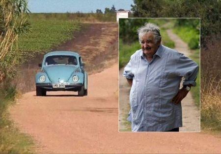 Mobil Presiden Mujica
